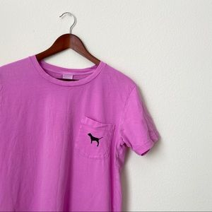 PINK•Pink oversized Tee